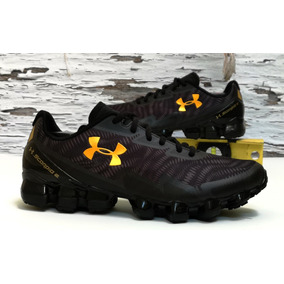 Tenis Under Armour Scorpio Escorpion Scorpion Dorado