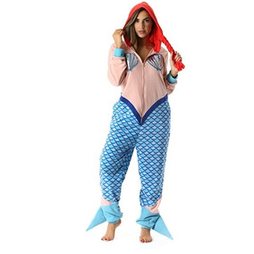 Pijama De Sirena Para Mujer