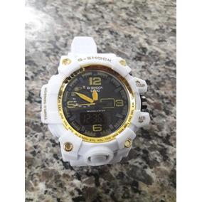 bf3743844cb Relogio G Shock Dourado Barato - Relógio Masculino no Mercado Livre ...