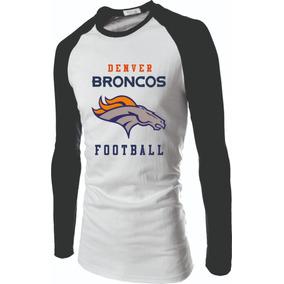 b395ce84f Futebol Americano - Camisetas Manga Longa para Masculino no Mercado ...