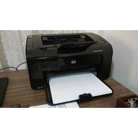 Impressora Hp Laserjet P1102w, 110 V
