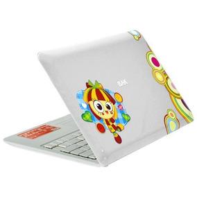 Netbook Infantil Bak Emilia Branco