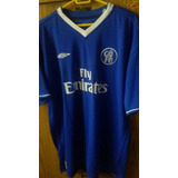 a27c79efe6 Camisa Do Chelsea Umbro Modelo De Jogo Do Craque Lampard