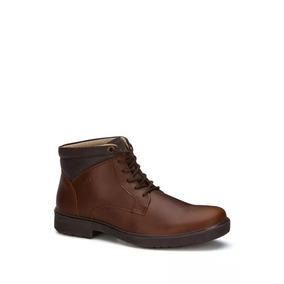 Bota Low Boot Hombre Café 2559148 Ferrato Todo Terreno