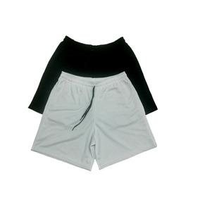 Shorts Dry Fit Masculino 100 % Poliéster - Calçados 8420455038a73