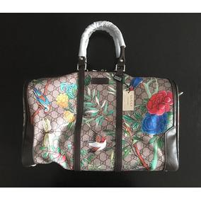 d6ff2e5c9 Bolsa Tipo Maletín Gucci Vintage Mdn - Equipaje y Bolsas en Mercado ...
