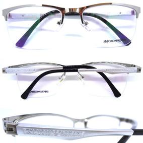 Oculos Armação Para Grau Masculino Feminino 10 98 Sem Aro f3bee6cf00