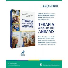Livro Terapia Assistida Por Animais