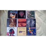 Cd Musica Rock, Varios Artistas