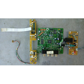 Placa Principal Dvd Lg Modelo Dv556