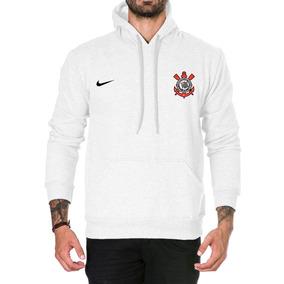 Casaco Do Corinthians Branco Masculino - Calçados bcd18b7cab881