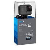 Camara Gopro Hero 5 Black 4k Hd 12 Mp Sumergible
