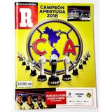 Revista Record America Campeon 2018