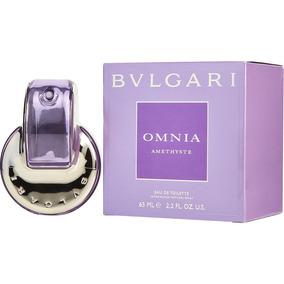 be4105161b208 Perfume Feminino Bvlgari Omnia Amethyste 100ml - Perfumes no Mercado ...