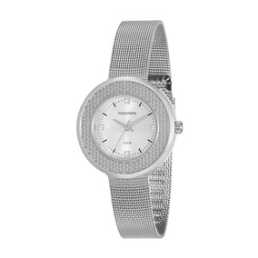 Relógio Feminino Mondaide 99219l0mvne2 Promo Verão