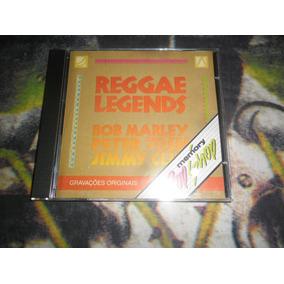 Cd Reggae Legends Ou 5 Cds Por R$ 40 Leia Anúncio