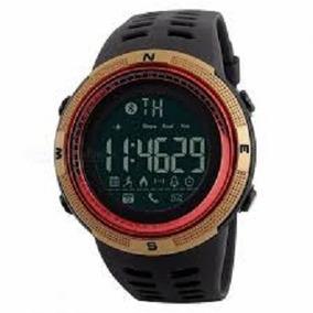 6b92a07a9497e Smartwatch Réplica Dourado - Relógios no Mercado Livre Brasil