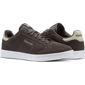 Tenis Reebok Classic Royal Smash Gris Casual Urban Sneaker