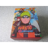 Dvd - Box 1 Naruto Shippuden 2 Temporada - Original