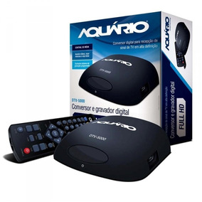 Conversor E Gravador Digital Full Hd Aquário Dtv-5000