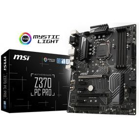 Placa Madre Msi Z370-a Pro Atx Lga 1151 Intel 8va Gen