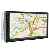 Autoestereo Vak 6911 Gps Touch 7 Mirrorlink Bluetooth Usb Sd