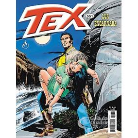 Revista Hq Gibi - Tex Mensal 551 - Lua Encarnada