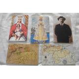 Tarjeta De Colección Cantv Mapas De Ayer Y 4 Mas.