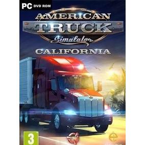 Juego De Pc American Truck Simulator En Español Digital