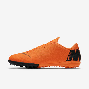7fe363a352 Chuteira Nike Mercurial Steam V Tf Mf Society N°42 - Chuteiras no ...