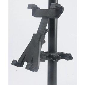 Suporte Saty Tablet Para Pedestal Microfone Reforçado Sti-05
