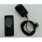 Celular Sony Ericsson K205 + Carregador