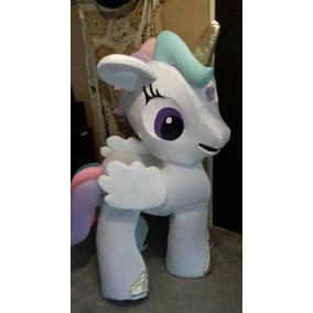 Botarga De Unicornio My Little Ponny Unicornio Disfraz