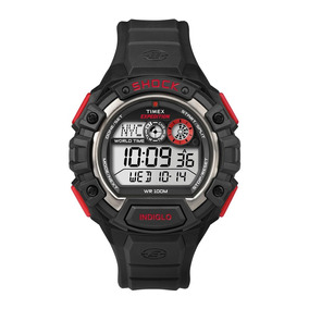 274264d4acf Pulseira Relogio Timex Expedition Shock - Joias e Relógios no ...