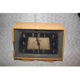Antiguo Reloj Despertador Aconcagua
