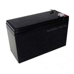 Bateria Selada 12v 7a Para Alarmes Ou Cercas Elétricas