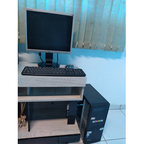 Computador De Mesa - Cpu Minitor,teclado