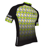 Camisa Ciclismo Bike Oggi Agile Cinza Verde Camiseta Elite 5ba48f878228a