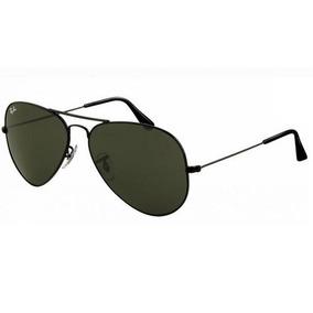3a4b86981e20d Óculos De Sol Aviador Ray Ban Rb3025 2823 Tam.58