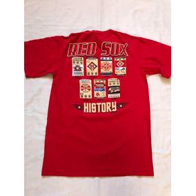 Playera Boston Red Sox Campeonatos S Majestic