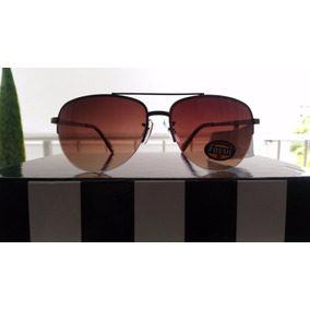 91ab22b227883 Oculos Feminino - Óculos De Sol Fossil no Mercado Livre Brasil