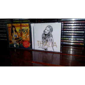Cd Thalia En Extasis Com 2 Faixas Bônus + Amore Mio Deluxe