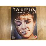 Bluray Twin Peaks Colección 10 Discos Original-sellada-nueva