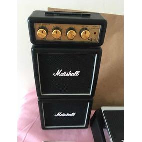 Mini Amplificador Marchall Ms 4
