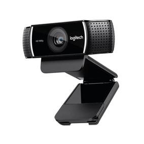 Webcam Logitech Full Hd 1080p Pro C922 - Ideal Para Straming