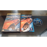 Need For Speed Underground Completo Para Nintendo Game Cube