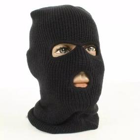 Gorro Touca Policial Balaclava Ninja Toucas - Acessórios da Moda no ... 871ad90d323