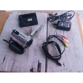 Cámara Handycam Dcr-sr 42 ( Usada, Poco Uso)