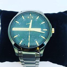 Relógio Armani Exchange Ax2121 Original Na Caixa - Relógios no ... ccb9b7b554