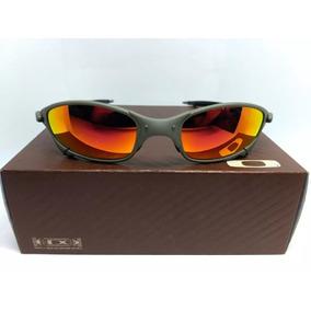 Oak Oculos De Sol Oakley - Óculos De Sol Oakley Juliet no Mercado ... 7a33360a98